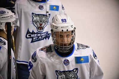 Белые Медведи (Челябинск) - Снежные Барсы (Астана) 2:4. 15 октября 2015