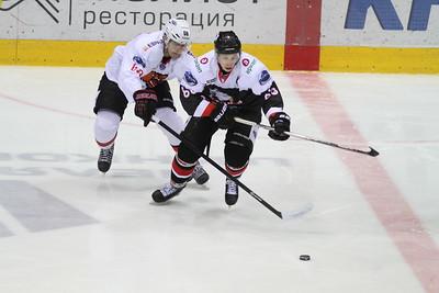 Белые Медведи (Челябинск) - Кузнецкие Медведи (Новокузнецк) 0:4. 29 января 2016