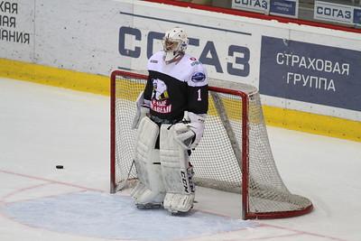 Белые Медведи (Челябинск) - Сибирские Снайперы (Новосибирск) 3:1. 25 января 2016