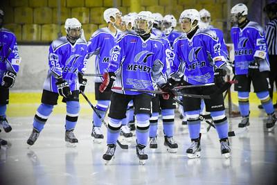 Мечел (Челябинск) - Юниор-Спутник (Нижний Тагил) 6:2. 8 августа 2015