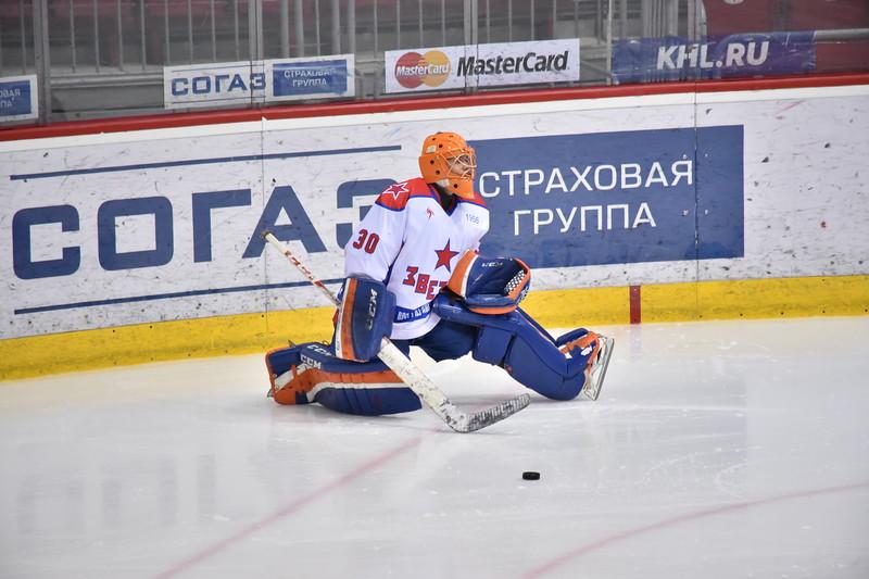 Мечел (Челябинск) - Звезда (Чебаркуль) 2:8. 21 апреля 2016
