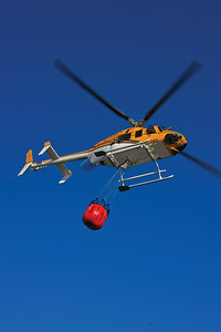 Mike Reyno, Bell 407, Wisk Air