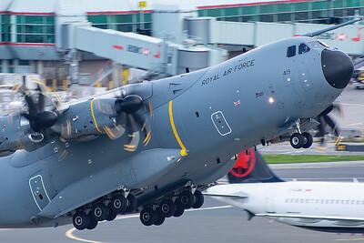 Eric Dumigan, A400M Atlas, RAF