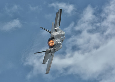 Phillippe Colin, F-35 Lightning II, USAF