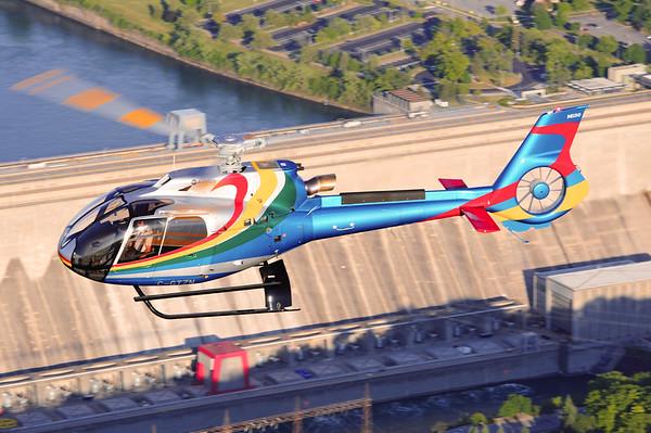 Mike Reyno, H130, Niagara Helicopters