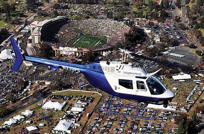 Skip Robinson, OH-58A Kiowa, Pasadena Police Department