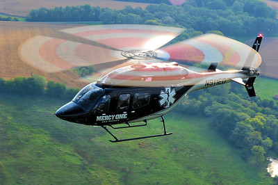Skip Robinson, Bell 429, Mercy One