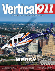 Mike Reyno, Bell 429 GlobalRanger, Mercy Flight