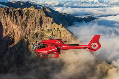 Heath Moffatt, EC130B4, Blackcomb Helicopters
