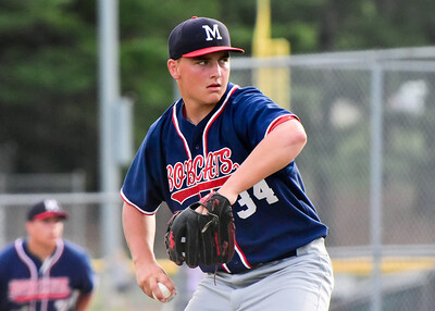 Baseball Dowling 2018