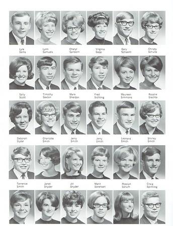 Senior Yearbook Photos