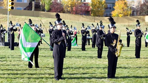 Monarch High School Marching band @ Eldorado K8