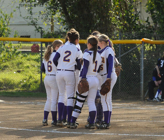 2011 MHS SOFTBALL vs CHURCHILL