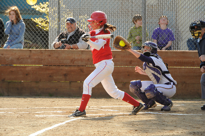 2011 MHS SOFTBALL vs NE