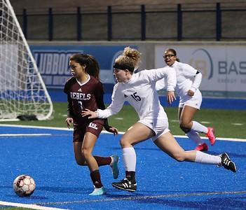 MHS vs LHS Girls Soccer 2/14/2020