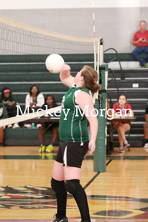 Volleyball MHS VS North Caddo 10-15-2015