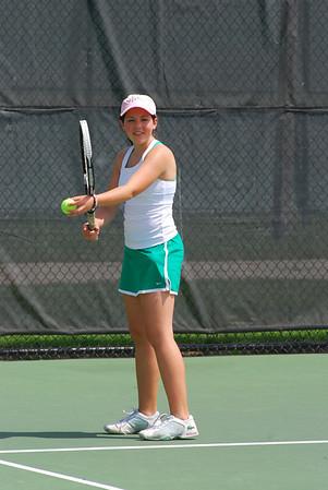 2010 L.P. Division 2 Girls Tennis Finals