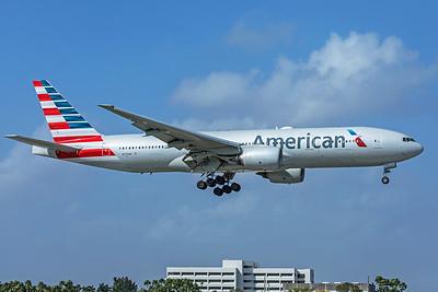 American Airlines Boeing 777-223 N775AN 2-13-20