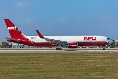 Northern Air Cargo Boeing 767-323(ER)(BDSF) N379CX 2-13-20