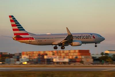 American Airlines Boeing 737-823 N835NN 1-23-21