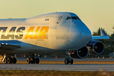 Atlas Air Boeing 747-47UF N499MC 1-23-21