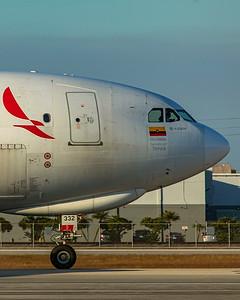 Avianca Cargo Airbus A330-243F N332QT 1-23-21