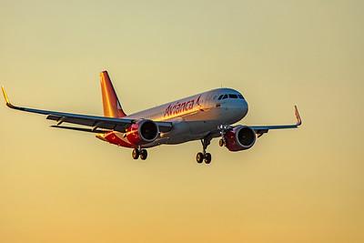Avianca Airbus A320-251N N776AV 1-23-21