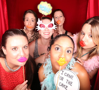 St Brigid's College MIA MAD Ball Photobooth Photos