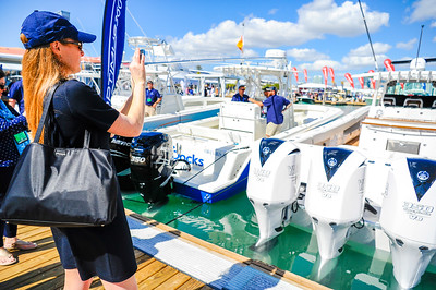 Miami International Boat Show 2018