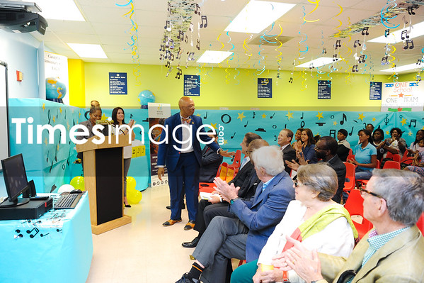 Miami Music Project Ribbon Cutting Ceremony for Opening of Children's Orchestras at Carol City Elementary
