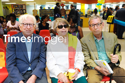 Stanley Cohen, Philanthropist Carole Reich, and Joe Reich