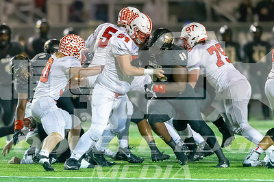 6A State Semifinals Center Grove FB at Warren Central_11/16/18