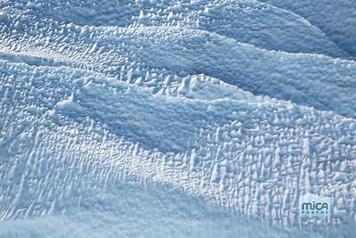 Matanuska Glacier Fins