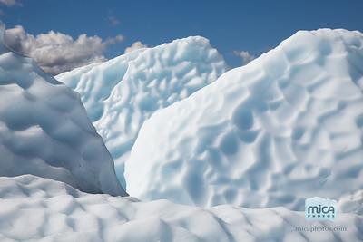 Matanuska Icefall Fins