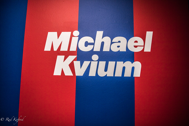 EN STUR STUR NUMMER - OPLEV MICHAEL KVIUMS CIRKUS