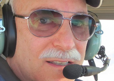Pilot in Command ... flying over San Luis Obispo, CA