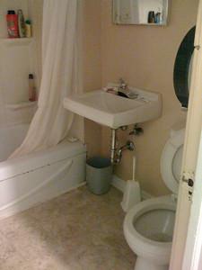 Salle de bain Partagée Shared bathroom