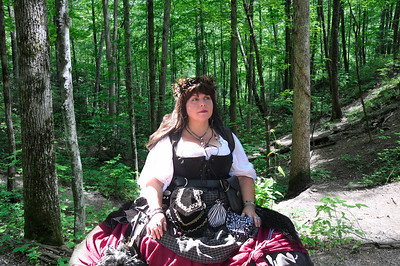 WENCH IN THE WOODS