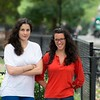 Melissa Halfon and Alexandria Diracles
