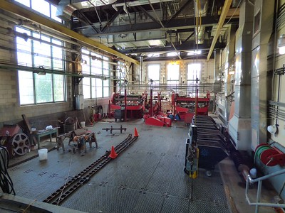 NORTH YONKERS PUMP STATION