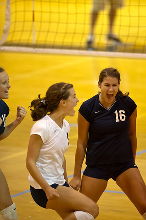 MIDD Volleyball 2010