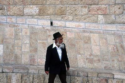 WESTERN WALL - JERUSALEM