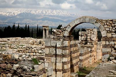 ANJAAR - LEBANON