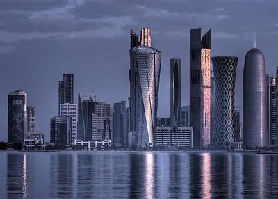 DOHA CITYSCAPE
