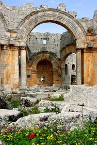 ST SIMEON'S - NORTHERN SYRIA