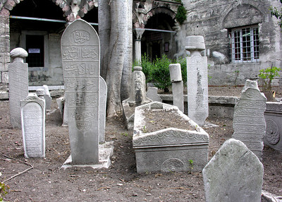OTTOMAN GRAVEYARD - ISTANBUL
