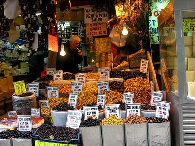 SPICE BAZAAR - ISTANBUL