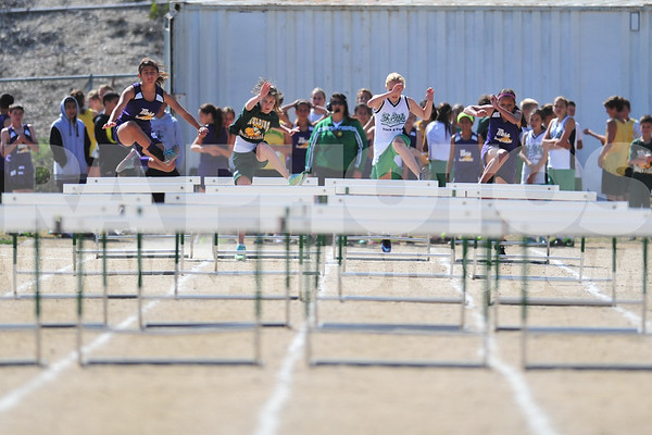 05/07/15 - TRACK GIRLS HURDLES