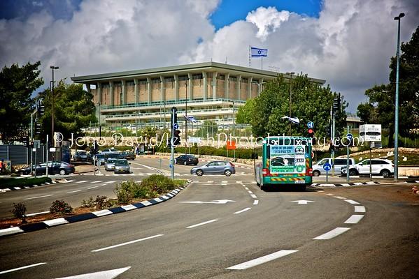 ISRAEL, Jerusalem. Knesset (Parliament) (3.2016)