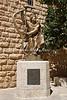 IL 6265  Statue of King David, Jewish Quarter, Old City